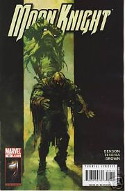 Moon Knight #17 Suydam Zombie Cover